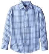 Tommy Hilfiger Alternating Gingham Shirt Boy's Clothing