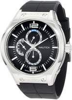 Nautica Men's Sport N19558G Resin Quartz Watch with Dial
