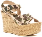Sbicca Sneak Platform Wedge Sandal
