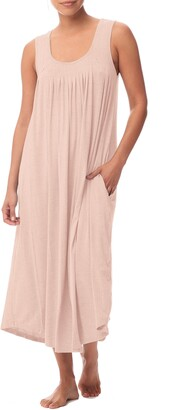 Papinelle Pleated Nightgown