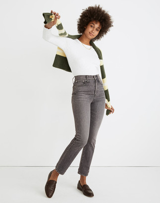 Madewell The Perfect Vintage Ankle Jean in Dennison Wash