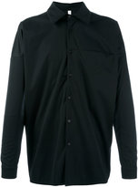 Cottweiler boxy shirt - men - Polyamide/Polyester - S