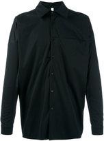 Cottweiler boxy shirt - men - Polyester/Polyamide - S