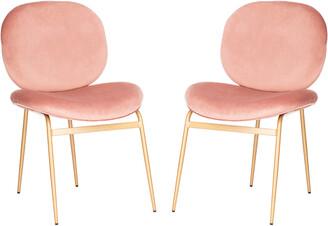 Safavieh Set Of 2 Jordana Round Side Chair