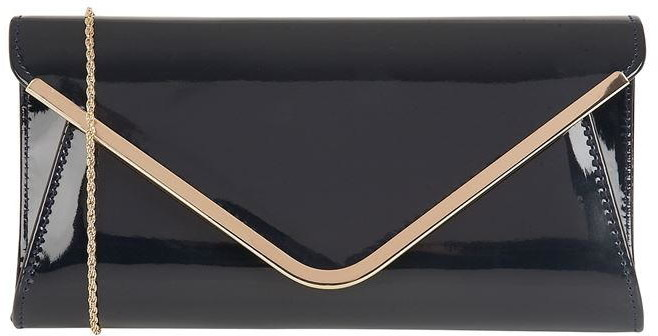 Lotus Sommerton Patent Clutch Bag