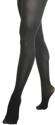 Angelina Girls' Tights Black - Black Professional Ballet Six-Pair Tights Set - Kids