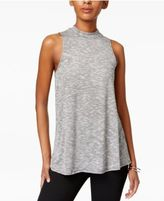 Bar III Mock-Neck Swing Tank Top, Only at Macy's