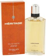 Guerlain HERITAGE by Eau De Toilette Spray for Men (3.4 oz)