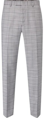 Skopes Keenan Check Tailored Suit Trouser