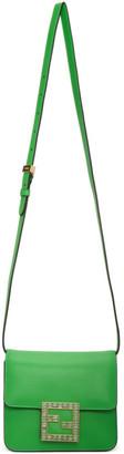 Fendi Green Small Fabe Bag