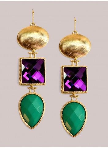 IGIGI Stephanie Earrings in Jade