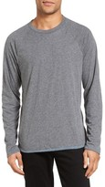 James Perse Men's Double Layered Raglan T-Shirt