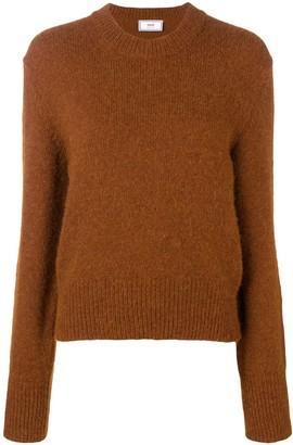 Ami Paris Crew Neck Sweater