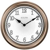 "Bulova Light Time 14"" Wall Clock"