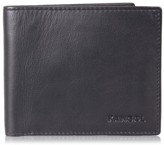 Kangol Icon Leather Wallet