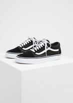Vans Black / White Men's UA Old Skool Sneaker