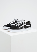 Vans black / white ua old skool sneaker