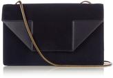 Saint Laurent Betty medium suede shoulder bag