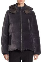 Brunello Cucinelli Velvet Jersey Jacket
