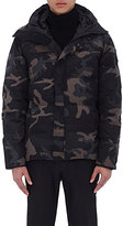 Canada Goose Men's MacMillan Parka Black Label-BLACK