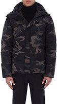Canada Goose Men's MacMillan Parka Black Label-Black