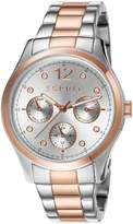Esprit Women's Tracy Multi ES106702005 Stainless-Steel Analog Quartz Watch