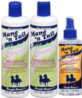 Mane 'N Tail Mane 'n Tail Herbal Essentials Hair Strengthening 3 Pack Kit