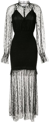 Alice McCall After Dark smocked dress