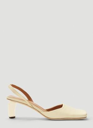 REJINA PYO Luna Slingback Heeled Sandals