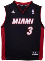 adidas Kids' Dwyane Wade Miami Heat Revolution 30 Jersey