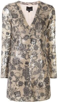Cynthia Rowley Malia sequin dress