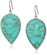 Lucky Brand Turquoise Drop Earrings