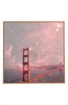 DENY Designs 'Bianca Green - Stardust Covering San Francisco' Wall Art