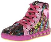 Western Chief Girls Glitter Sneaker