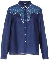 M Missoni Denim shirts - Item 42592628