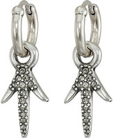 Giles & Brother Pave Thorn Earrings