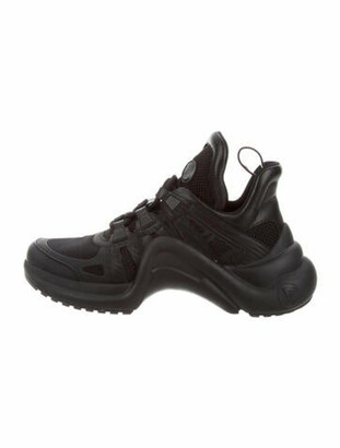 Louis Vuitton Archlight Chunky Sneakers Black