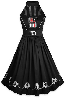 Disney Darth Vader Halter Dress for Women Star Wars