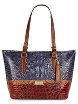 Brahmin Andesite Leather Tote