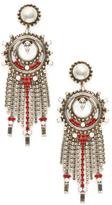 Dannijo Vitula Crystal Earrings