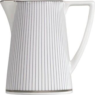 Wedgwood Pin Stripe Milk Jug (200Ml)