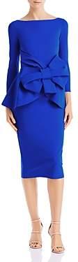 Chiara Boni Chiara Bon La Petite Robe Yolonda Scuba Midi Dress - 100% Exclusive