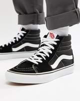 Vans Sk8-Hi trainers in black