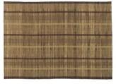 Crate & Barrel Khaki Stripe Placemat