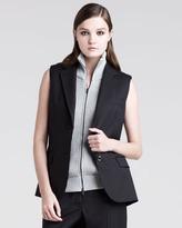 Maison Martin Margiela Sleeveless Tailored Jacket