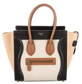Celine 2015 Micro Luggage Tote w/ Tags