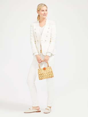 J.Mclaughlin Christal Tweed Blazer