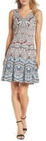 Maggy London Women's Fit & Flare Dress