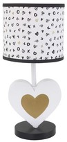 NoJo Lamp & Shade - XOXO