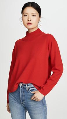 Mansur Gavriel High Neck Sweater